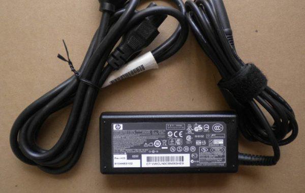 Cargador HP PIN central DV3 DV4 DV5
